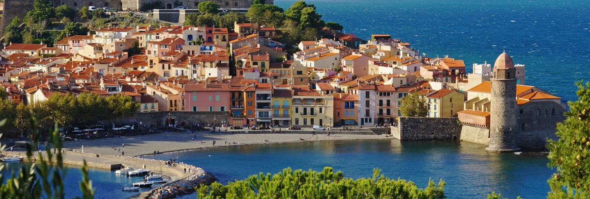 Magnifique village de Collioure
