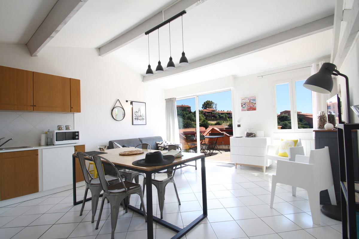 location Collioure appartement