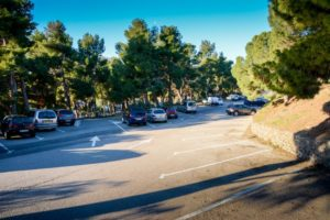 collioure parking du glacis
